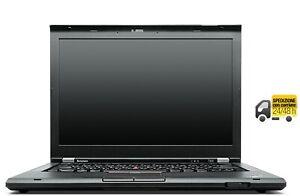 """NOTEBOOK RICONDIZIONATO LENOVO 14"""" i5-3320M 8GB SSD 120GB BORSA NO WEBCAM"""