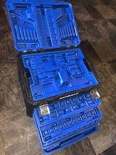 Replacement tool case Kobalt 286-Piece Standard set  sin herramientas incluidas