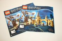 Lego NEW Instructions / Manuals ONLY set 75953 - Both Books