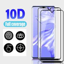 10D Glas für Huawei P30 / P30 Lite / P30 Pro Schutzfolie Panzerfolie Hartglas 9H