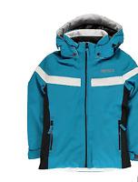 Nevica Mag Ski Jacket Juniors Girls Blue/White Size UK 12-13 Years *REF99