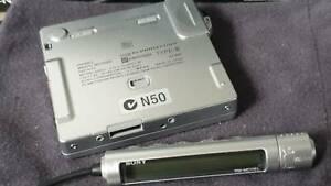 Sony N10 Minidisc recorder MZ-N10  MD music player