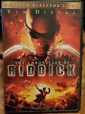The Chronicles of Riddick (Widescreen Unrated Director's Cut) Vin Diesel