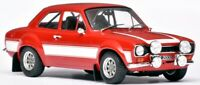 FORD ESCORT RS2000 MK1 RED 2 DR RARE CLASSIC 1:18 SCALE MODEL NICE DISPLAY PIECE