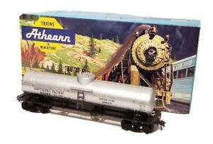 ATHEARN TRAINS HO SCALE 1578 SOUTHERN PACIFIC SINGLE DISEL FUEL DOME TANK CAR