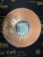 """3/8"""" x 1M SOFT COPPER R410A COIL  AIR CONDITIONING PIPE TUBE CONDITIONER"""