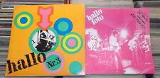 HALLO Nr.3 DDR AMIGA LP: RENFT JOCO DEV SEXTETT NORBERT SADLER & STUDIO 66