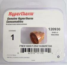 Hypertherm Genuine Powermax 100012501650 Shield Machine Cutting 40 80a 120930