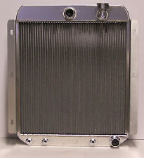 Gmc Truck Radiator1948,49,50,51,52,53,54 aluminum radiator  made in usa!!!
