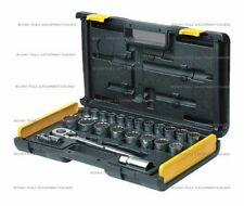 "Stanley 26pce Socket Set 86-478 - 1/2dr (1/4""-1-1/4"")"