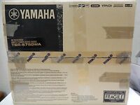 Yamaha TSR-6750WA 7.2-channel Airplay Network Receiver w/ Wi-fi Adaptor (Black)