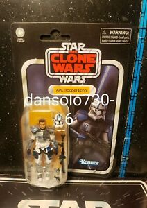 Star Wars Vintage Collection ARC TROOPER ECHO VC176 **package damage**
