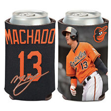 Baltimore Orioles Can Cooler 12 oz. Manny Machado Koozie