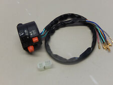 ATV High-Low Beam Light Control, Kill and Start Switch 9  Wires for 150 and up