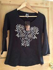 Zara Hip Length Casual Regular Size Tops & Shirts for Women