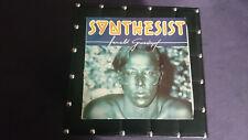 Harald Großkopf - Synthesist - Vinyl LP 1980