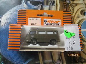 1:87 ROCO 231- Ford FK 1000