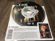 The Hunt (DVD, 2013) DISC ONLY ---Mads Mikkelsen