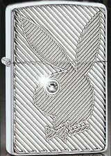 Zippo playboy Cupido case, Crystal attached, Deep carve 60001617