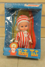 "Vintage Horsman Doll "" Pooty Tat"" in Original Box *LOOK* FREE SHIPPING"