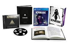 Republique PS4 Contraband Limited.Edition Nuova e Sigillata