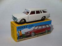 Simca 1500 break   - réf 507  au 1/43 de dinky toys atlas