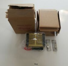 *NEW IN BOX* ACOPIAN U18Y100 UNREGULATED POWER SUPPLY FUSE RATING: 3/8 A 250V