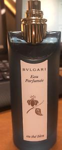 Bvlgari Parfumee Au the Bleu by , 5 oz Eau De Cologne Spray Unisex authentic 100