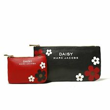 Set of 2 DAISY MARC JACOBS Cosmetics Bag / Coin Bag, Brand NEW! 100% Genuine!!
