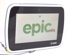 Leap Frog Epic Kid's Tablet 16GB  - White  **READ**  10-1B