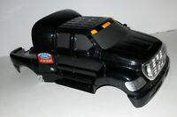 "F - 650 TRUCKRC BODY / BLACK / IN PLAYED WITH CONDITION BUT DECENT / 14.25"" LONG"