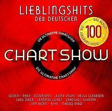 Die Ultimative Chartshow - Lieblingshits der Deutschen (Di... | CD | Zustand gut