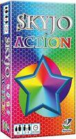 SKYJO ACTION - Das aufregende Kartenspiel für eine spaßige und amüsante Zeit NEU