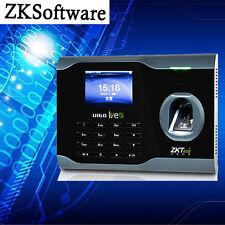 Zksoftware U160 Biometric WIFI Time Attendance Fingerprint Scanner 3'' Color TFT