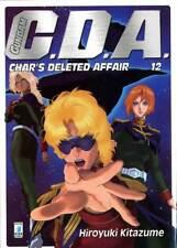 manga STAR COMICS GUNDAM C.D.A. numero 12