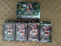 New Factory Sealed 2020 NFL Panini Playbook Mega Box (1) and (4) Hangers Lot🔥🏈
