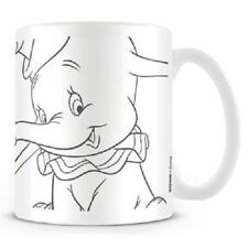 Disney Dumbo Black & white Mug
