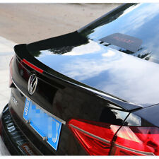 Unpainted ABS Rear Trunk Spoiler Reflective strip For Volkswagen Passat NMS 4DR
