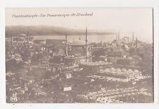 RPPC,Constantinople,Turkey,Vue Panoramique de Stamboul,c.1909