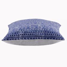 Yen Royal Blue Ethnic Design 40x40cm Cushion Cover RRP $ 37.9 AUS Seller & Stock