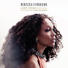 REBECCA FERGUSON - LADY SINGS THE BLUES: CD ALBUM (March 9th 2015)