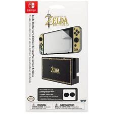 KIT SKINS ZELDA + 2 CAPS EXCLU Officiel Nintendo Switch Neuf et Emballer EnStock