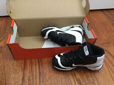 Nike Huarache 10C UK 9.5 Baseball Cleat 2KFilth Keystone Black White Fast Flex
