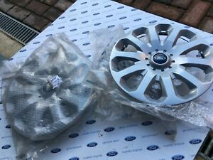 Ford Ka MK2 New Genuine Ford wheel trims