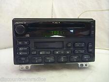 01 02 03 04 Ford Mustang Explorer Radio Cd Cassette Player 3L2T-18C868-DC B13
