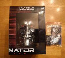 Terminator Genisys Half Scale Endo Skull &Brain chip - Loot Crate Exclusive MIB