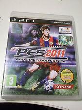PS3 PES 2011 PRO EVOLUTION SOCCER SONY PS3 – OTTIMO USATO – ITA PAL KONAMI