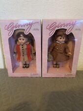 (2) NIB Ginny Dolls New! (A3)