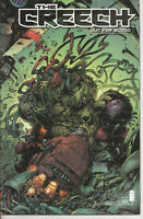 °THE CREECH BOOK #1 von 3 OUT FOR BLOOD° 2001 USA Image Greg Capullo