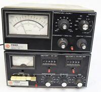 Fisher Scientific Model 380 Electrometer w/ Model 383 Titrate Demand Module